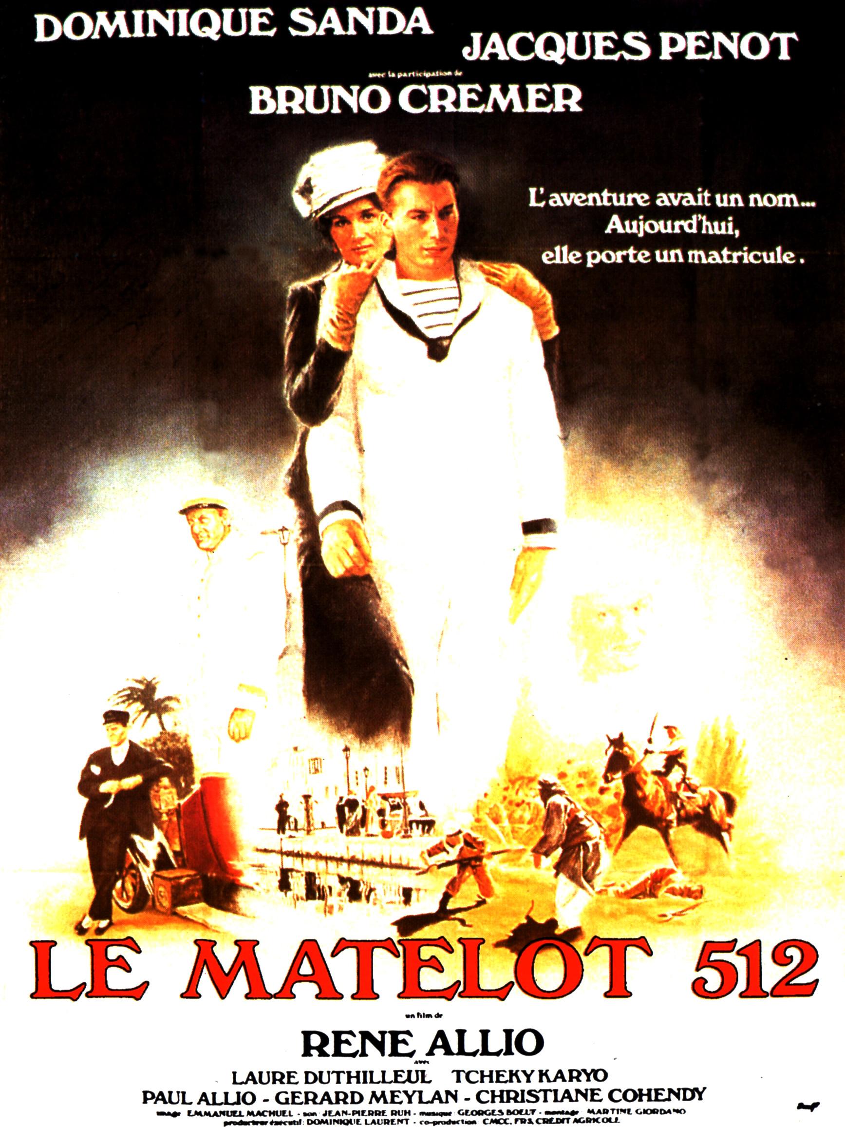 Le Matelot 512 | Allio, René (Réalisateur)