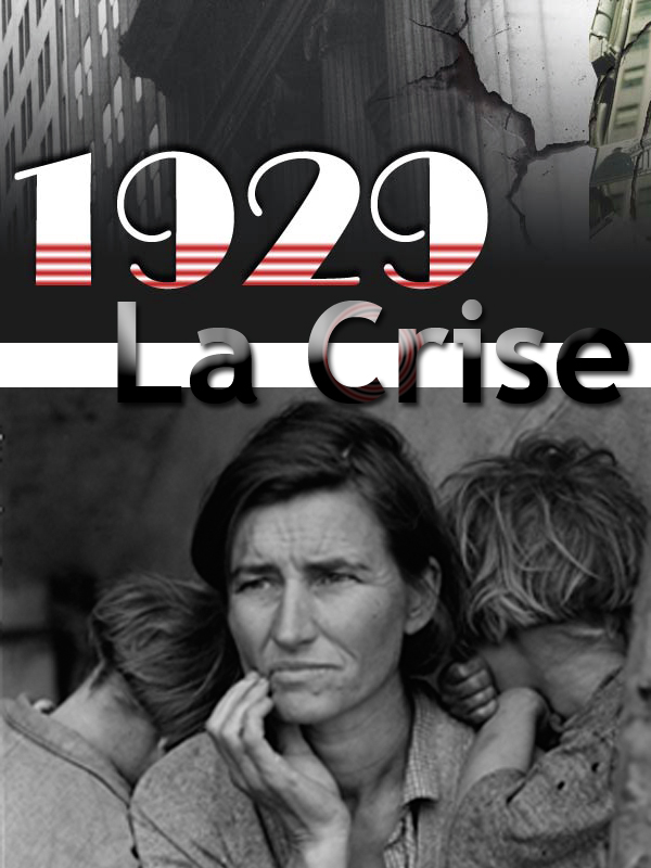 1929 - la crise | Karel, William (Réalisateur)