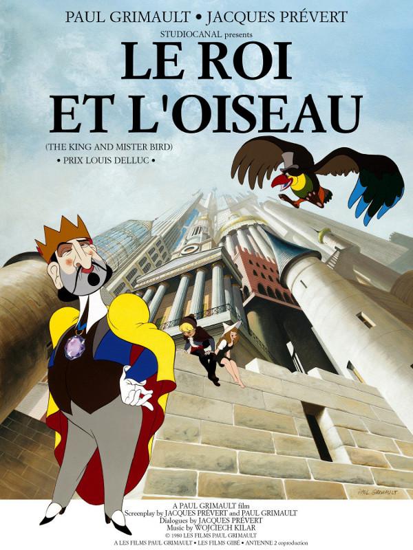 Le Roi et l'Oiseau (version restaurée)