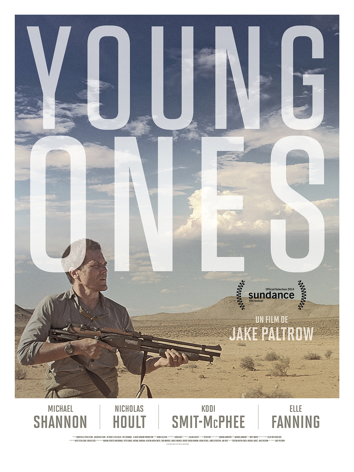 Young Ones | Paltrow, Jake (Réalisateur)