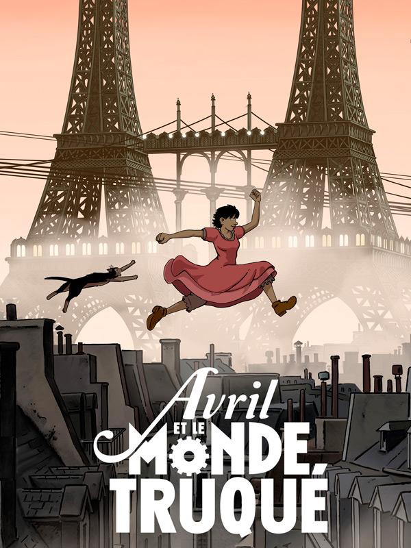 Avril et le monde truqué | Ekinci, Franck (Réalisateur)