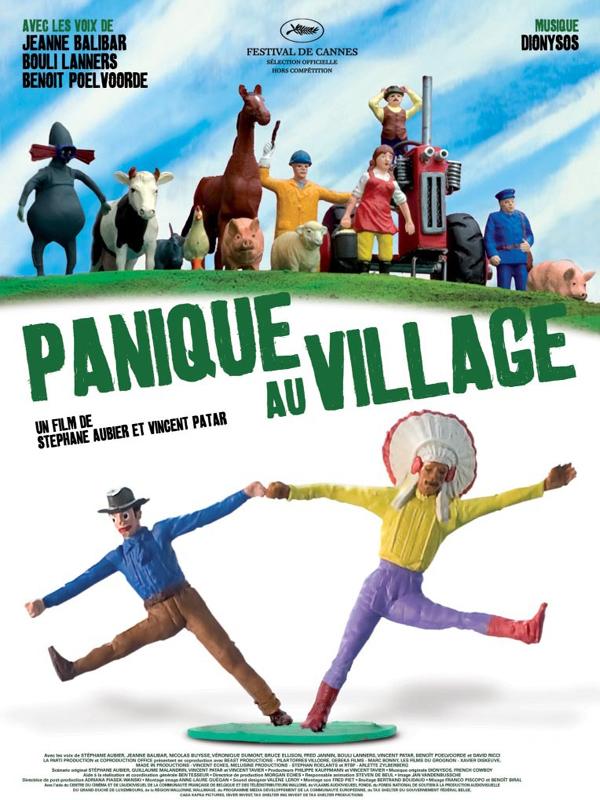 Panique au village | Aubier, Stéphane (Réalisateur)