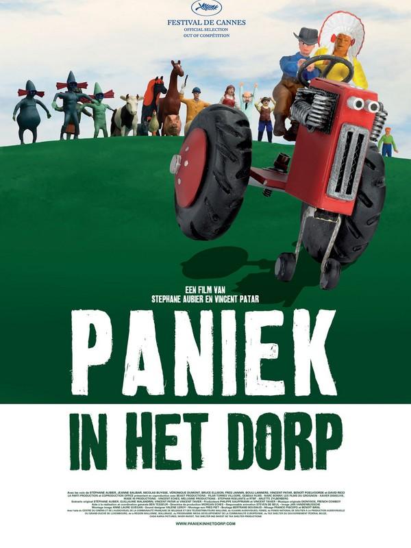 Film Fest Gent Paniek in het Dorp