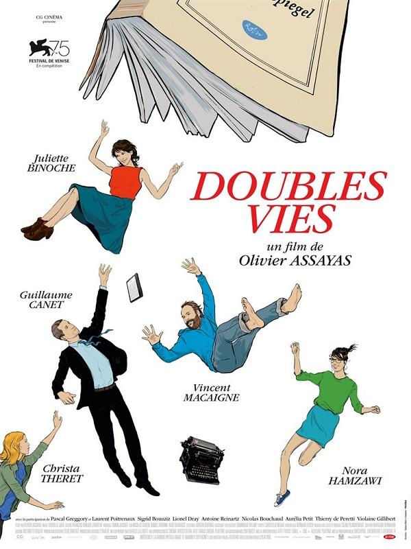 Doubles vies | Assayas, Olivier (Réalisateur)