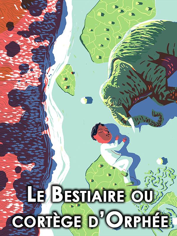 Le Bestiaire ou cortège d'Orphée (En sortant de l'école - Guillaume Apollinaire)