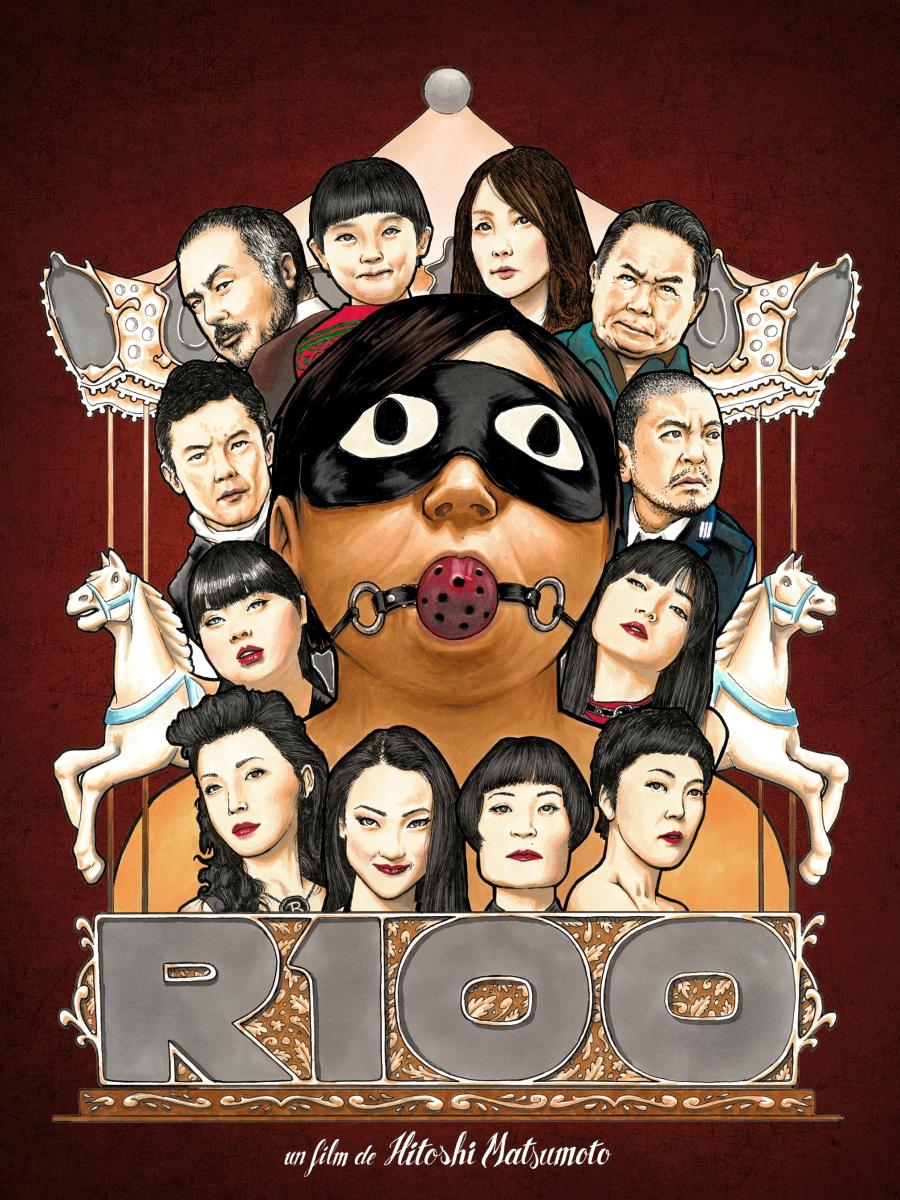 R100 | Matsumoto, Hitoshi (Réalisateur)