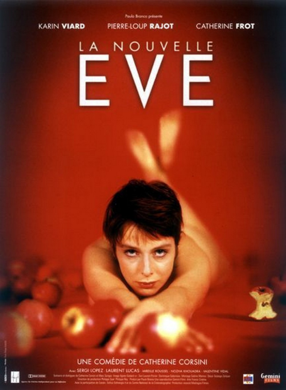 """Afficher """"La Nouvelle Eve"""""""