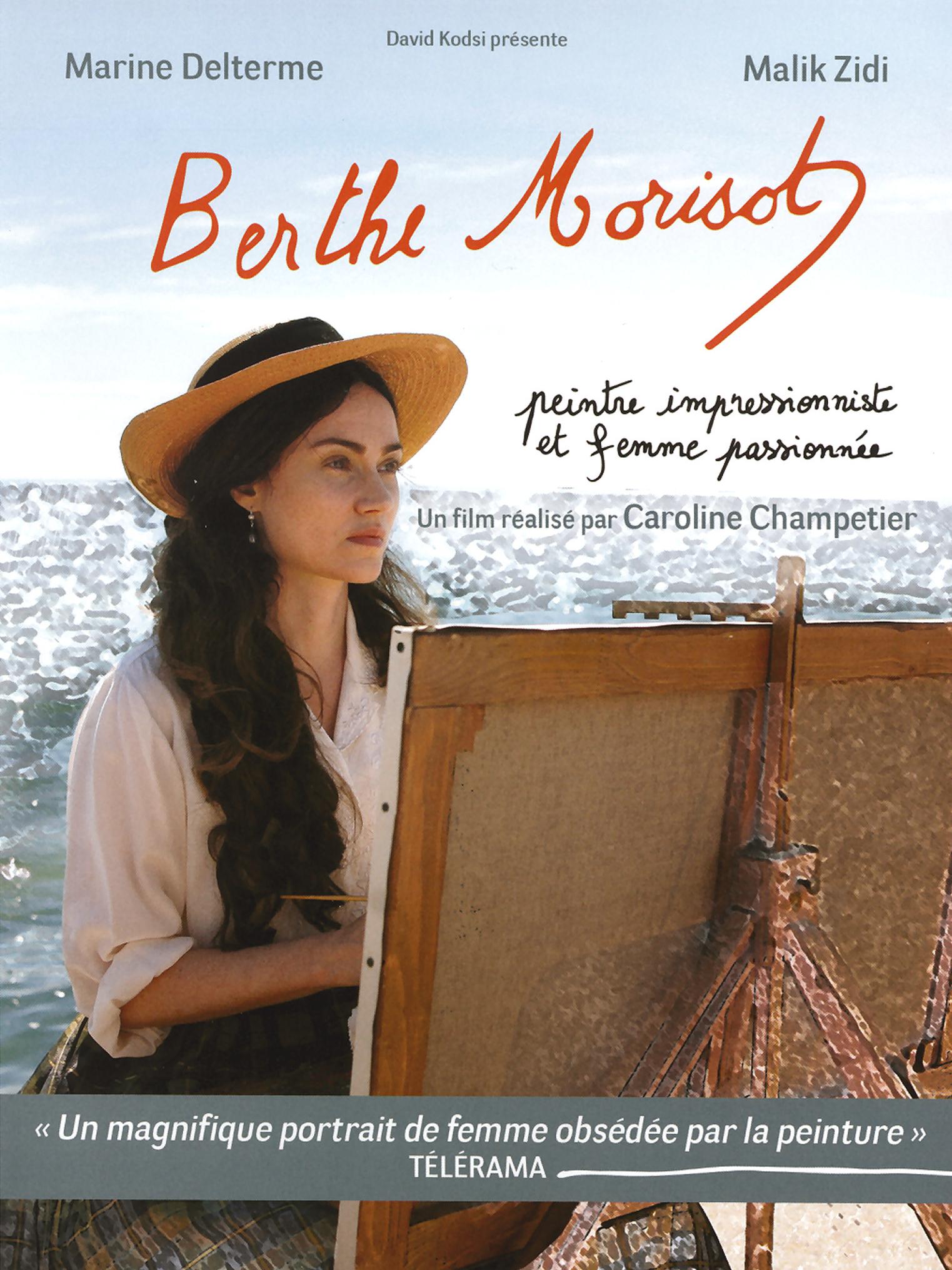 Berthe Morisot | Champetier, Caroline (Réalisateur)
