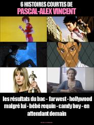 6 histoires courtes de Pascal-Alex Vincent | Vincent, Pascal-Alex (Réalisateur)