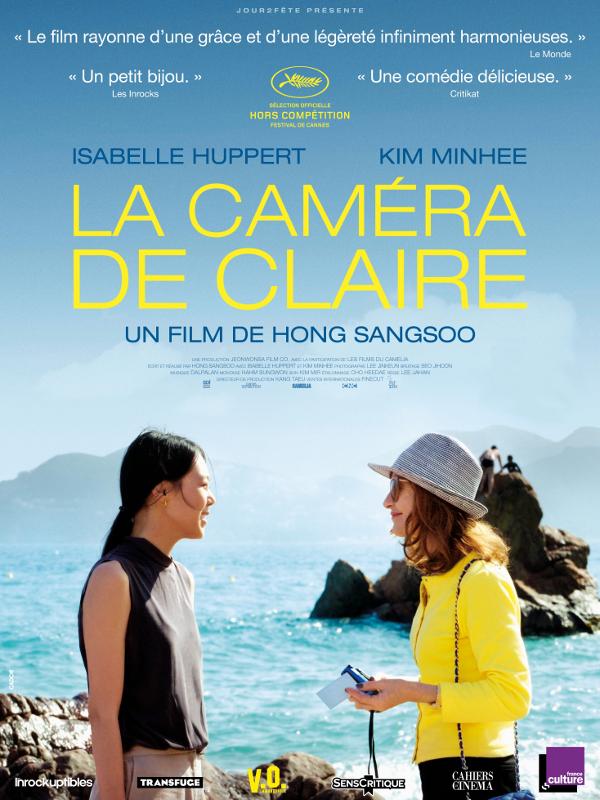 La Caméra de Claire | Sangsoo, Hong (Réalisateur)