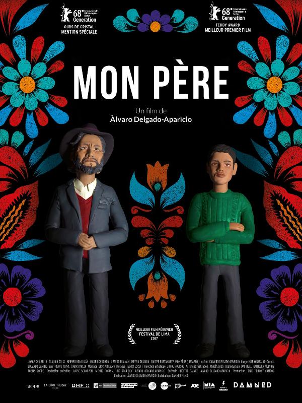 Mon père | Aparicio, Alvaro Delgado (Réalisateur)