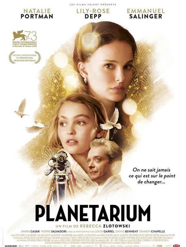 Planetarium | Zlotowski, Rebecca (Réalisateur)