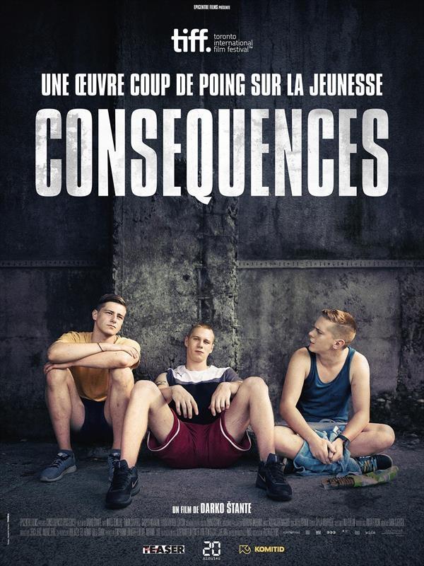 Conséquences | Stante, Darko (Réalisateur)