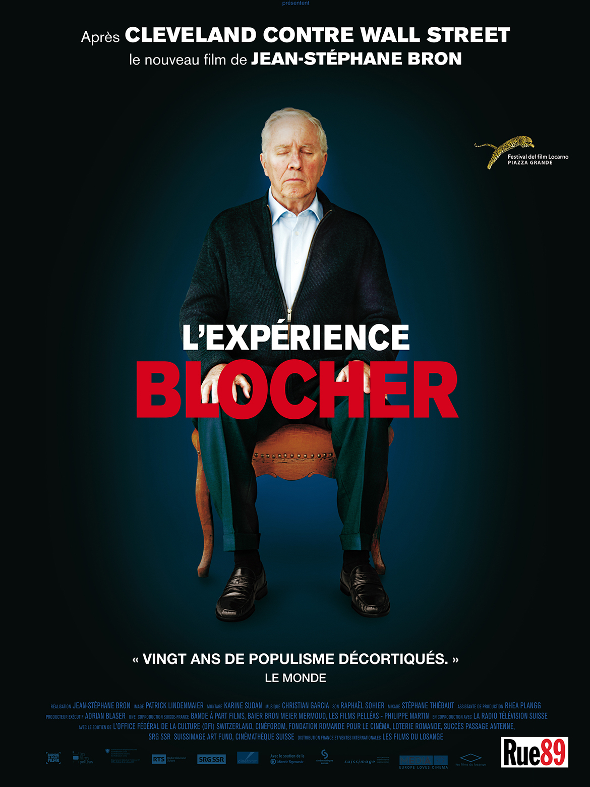 L'Expérience Blocher |