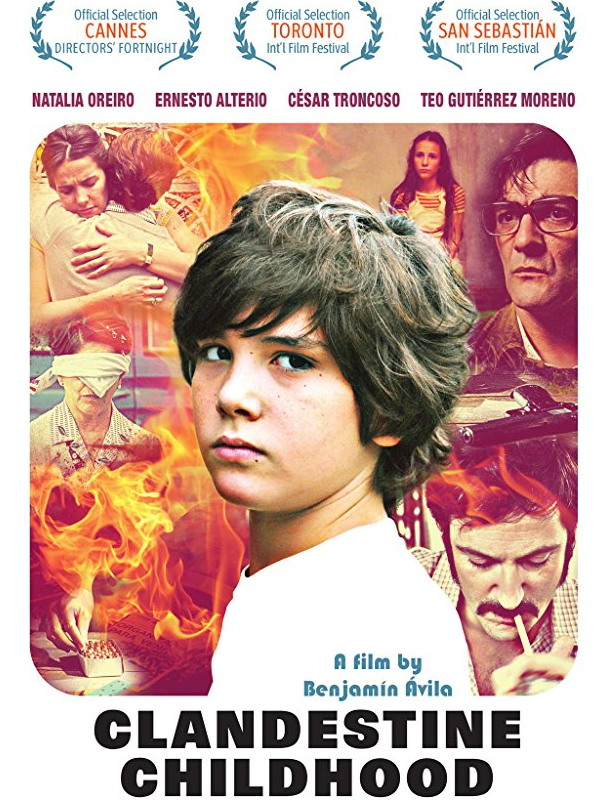 Film Fest Gent Infancia Clandestina