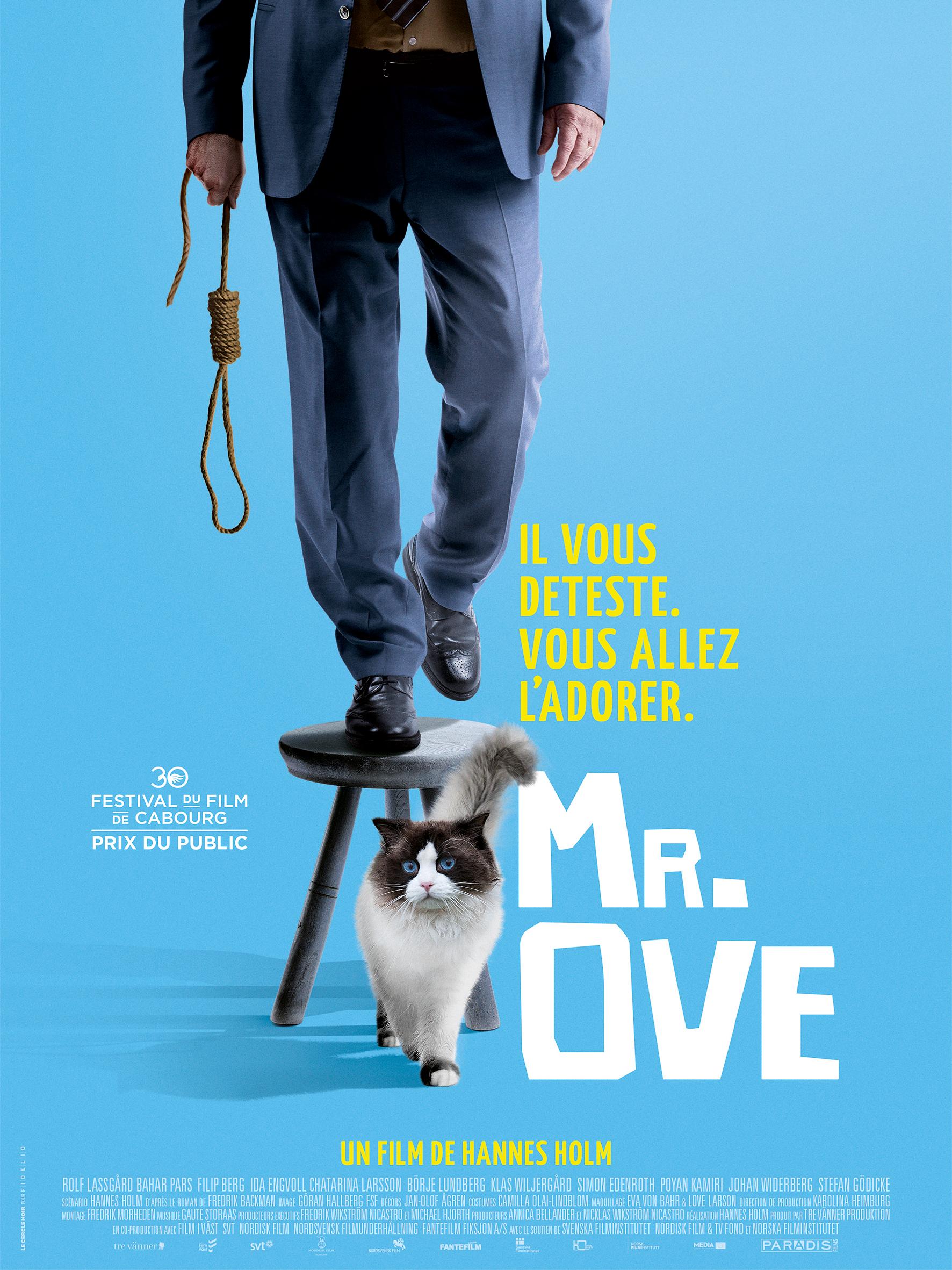 Mr. Ove | Holm, Hannes (Réalisateur)
