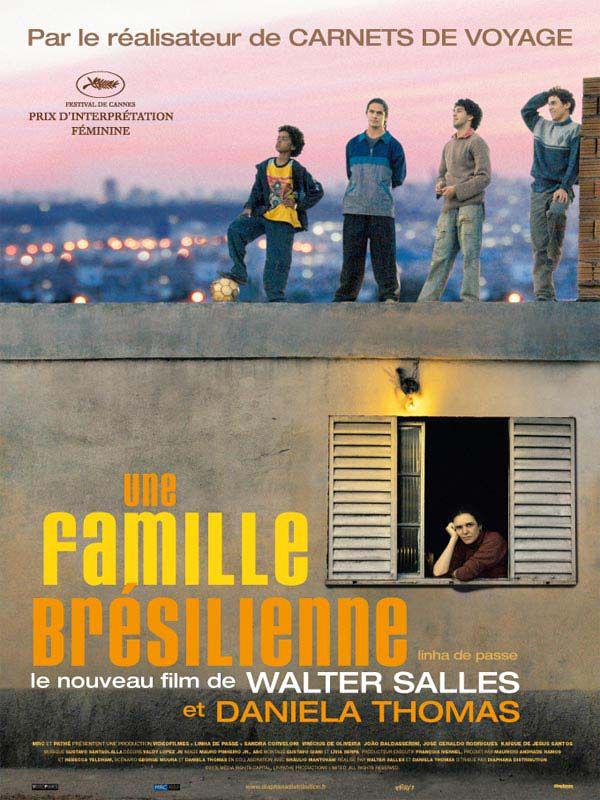 Une famille brésilienne | Salles, Walter (Réalisateur)