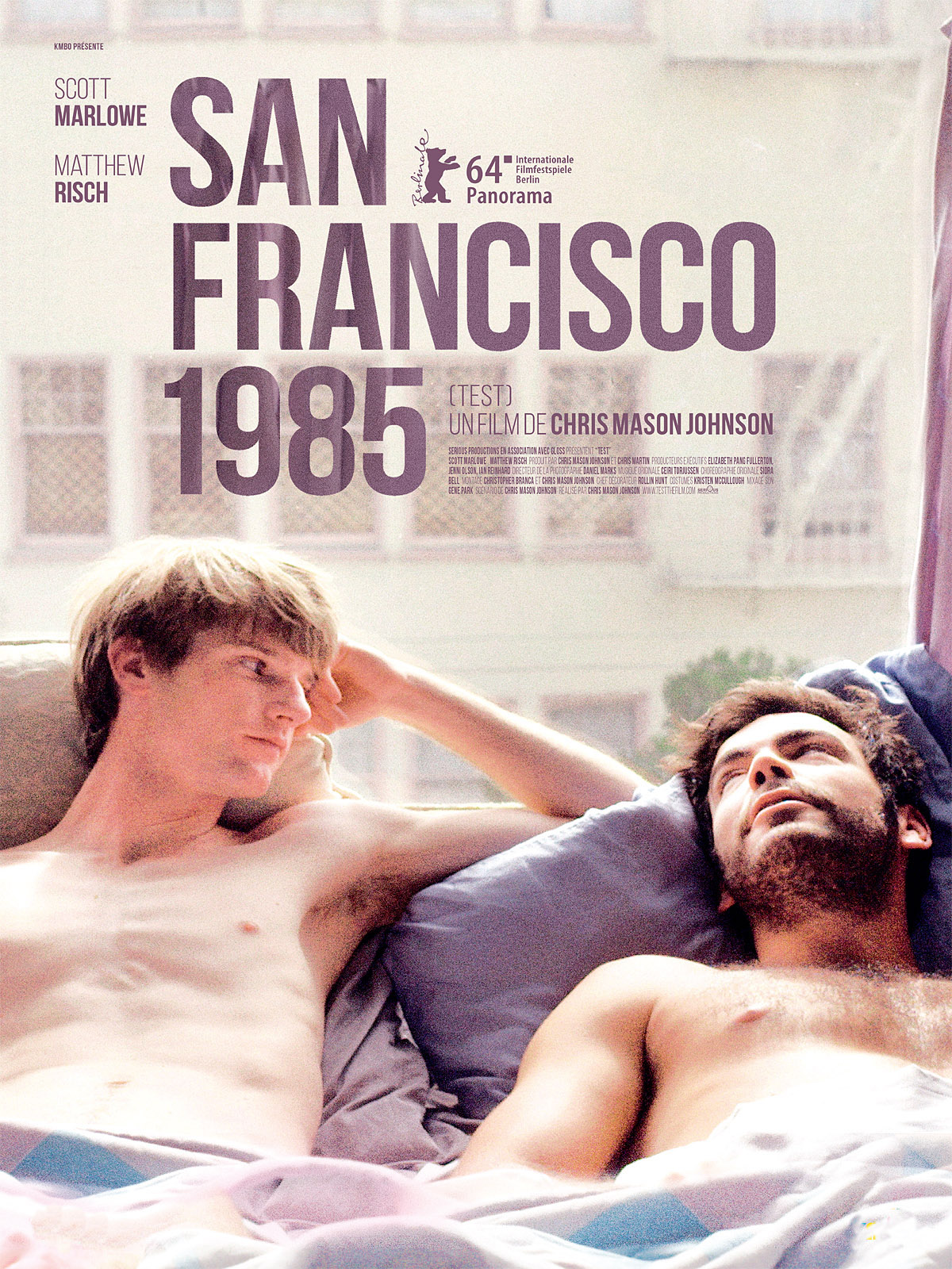 San Francisco, 1985 | Mason Johnson, Chris (Réalisateur)