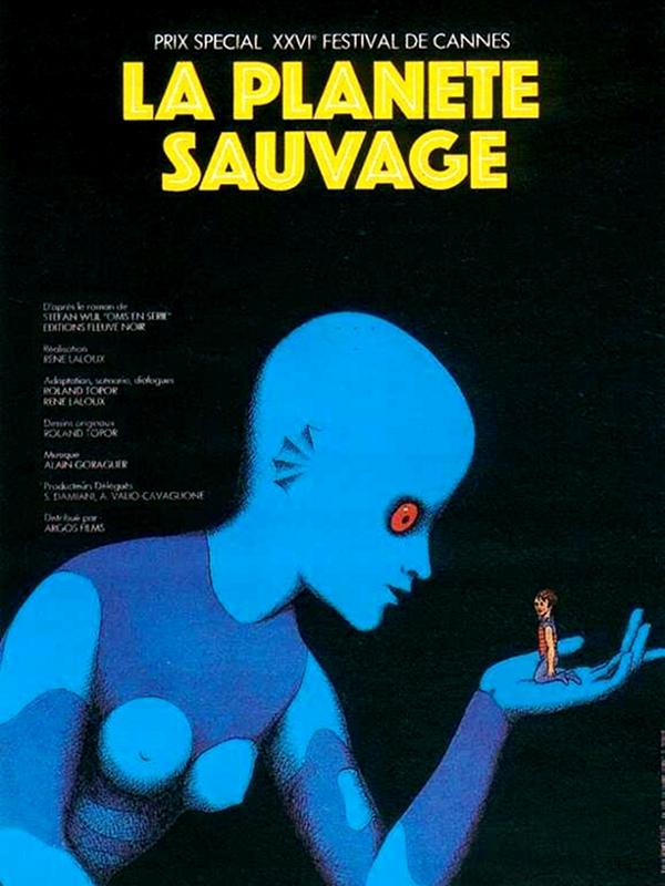 Film Fest Gent La Planete Sauvage