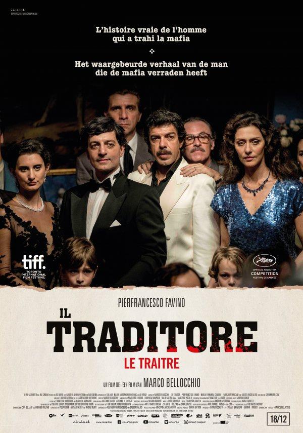Film Fest Gent Il Traditore