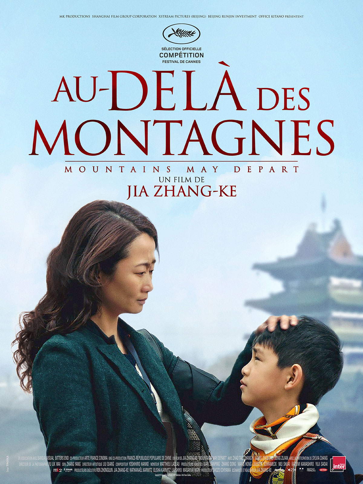 Au-delà des montagnes | JIA, Zhang-Ke (Réalisateur)