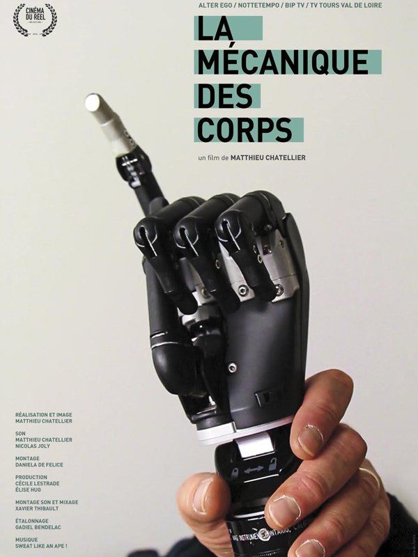 La Mécanique des corps | Chatellier, Matthieu (Réalisateur)
