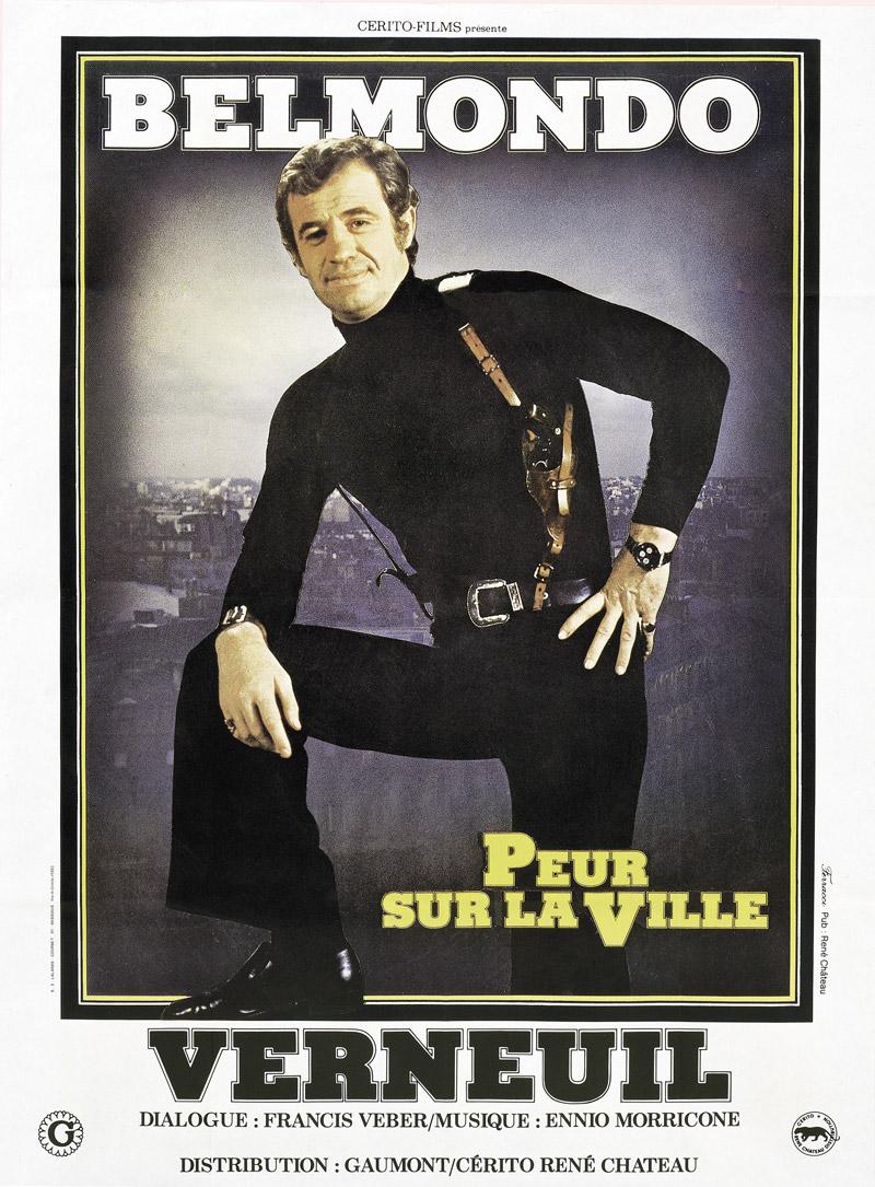 Peur sur la ville | Verneuil, Henri (Réalisateur)