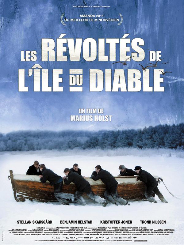 Les Révoltés de l'île du Diable | Holst, Marius (Réalisateur)