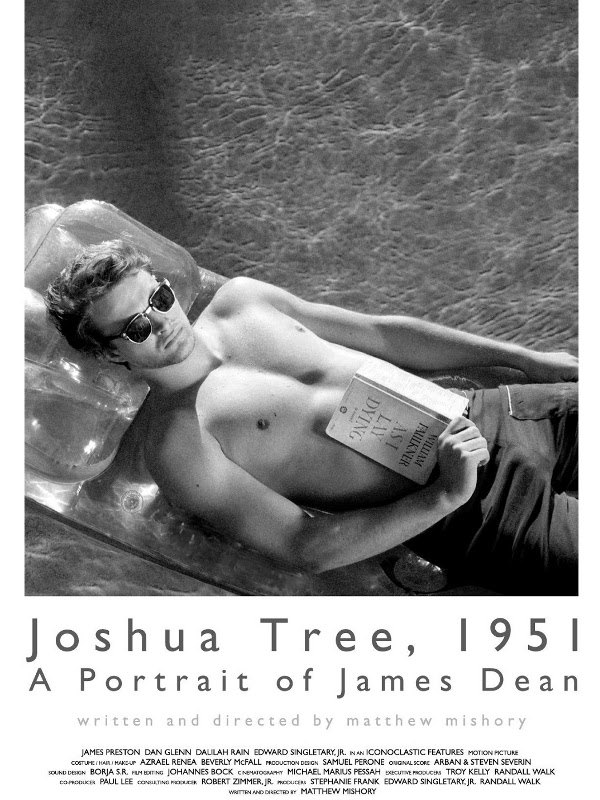 Joshua Tree, 1951 : A Portrait Of James Dean | Mishory, Matthew (Réalisateur)