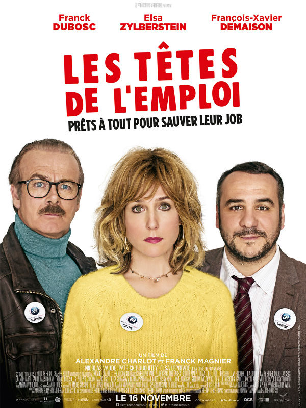 """Afficher """"Les Têtes de l'emploi"""""""