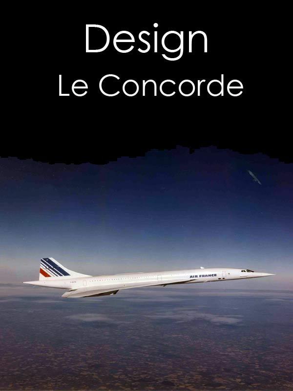 Design : le Concorde | Schirman, Danielle (Réalisateur)