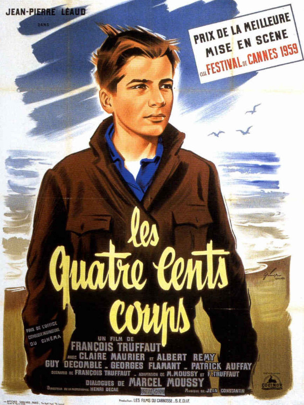 Les Quatre cents coups (version restaurée)