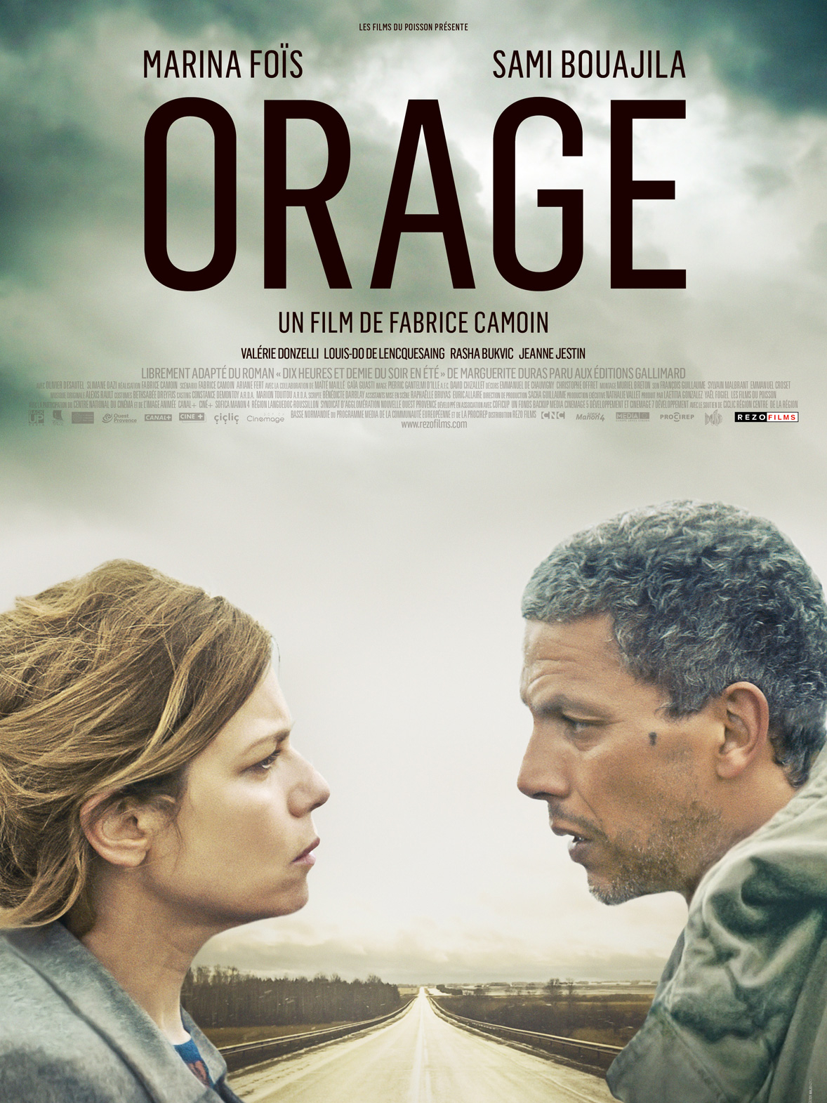 Orage | Camoin, Fabrice (Réalisateur)