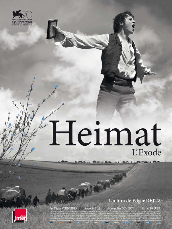 Heimat II - L'Exode   Reitz, Edgar (Réalisateur)
