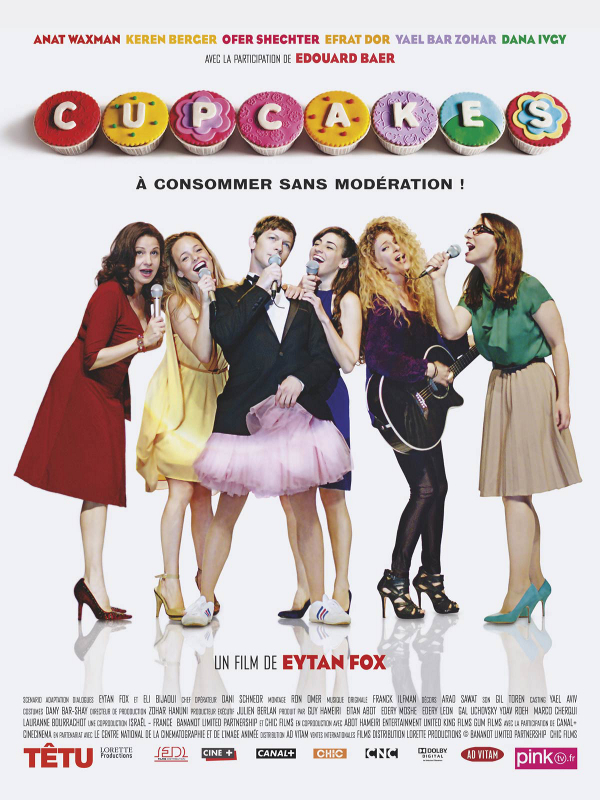 Cupcakes | Fox, Eytan (Réalisateur)
