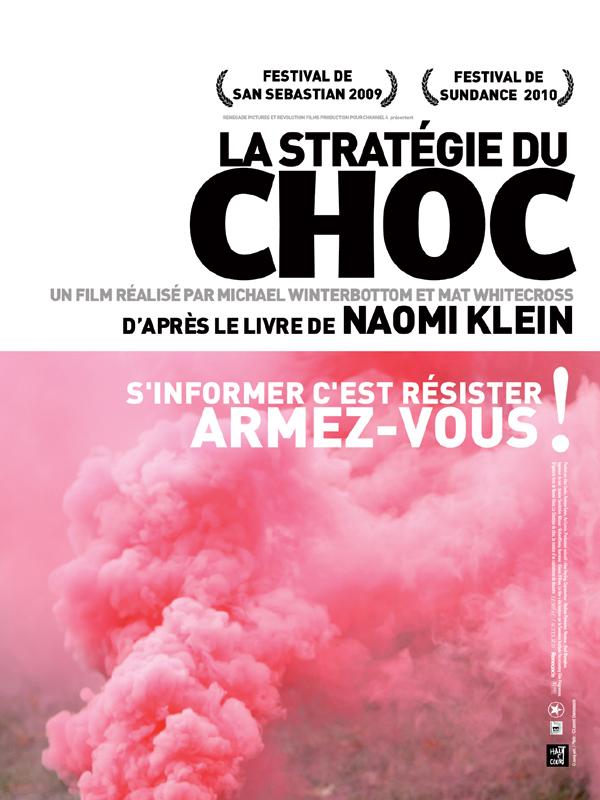 """Afficher """"La Stratégie du choc"""""""