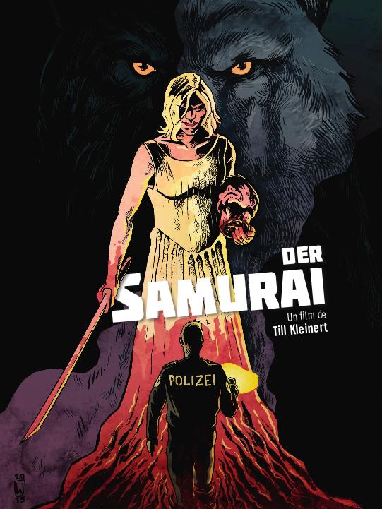 """Afficher """"Der Samurai"""""""