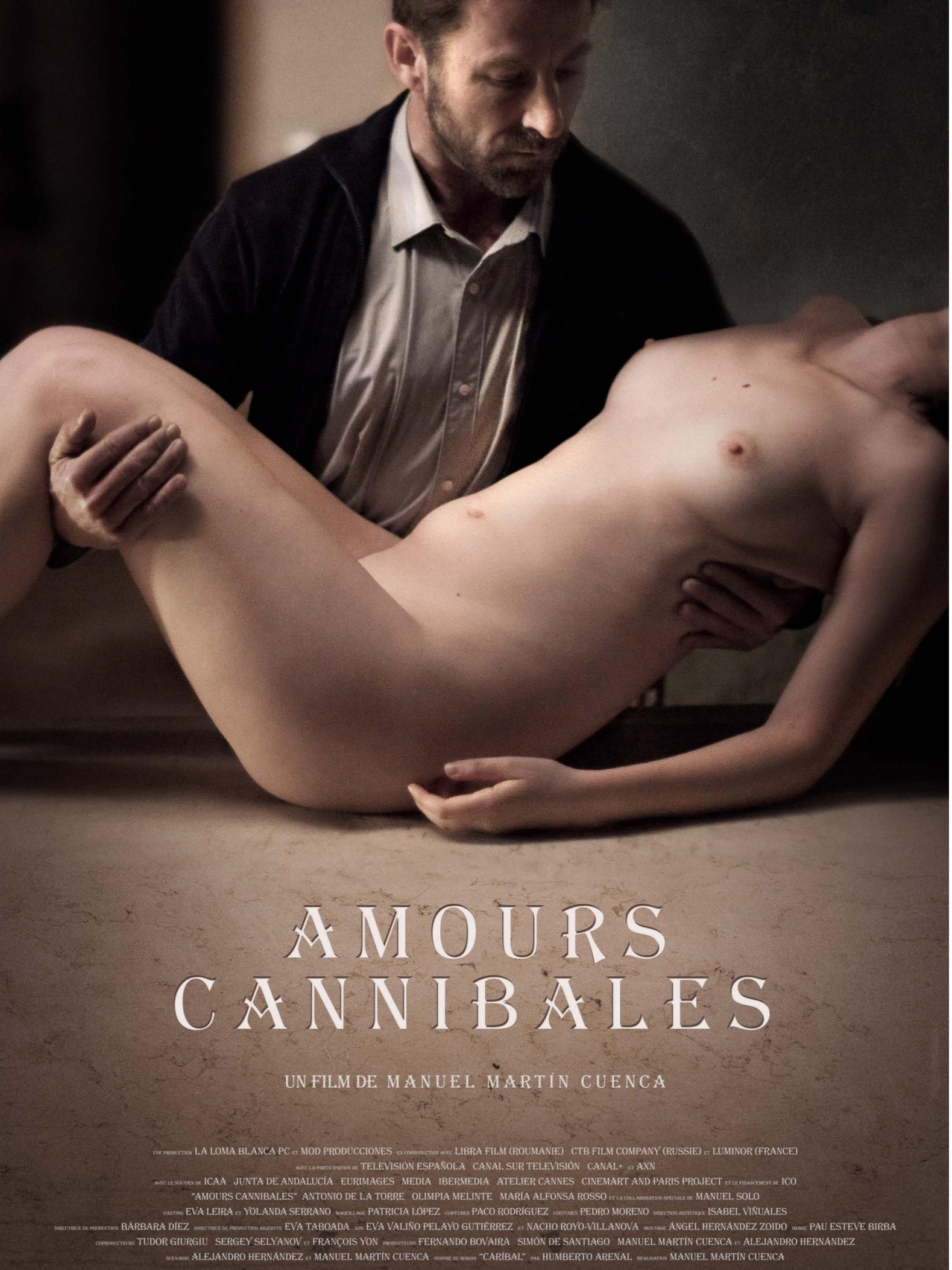 Amours cannibales | Cuenca, Manuel Martín (Réalisateur)