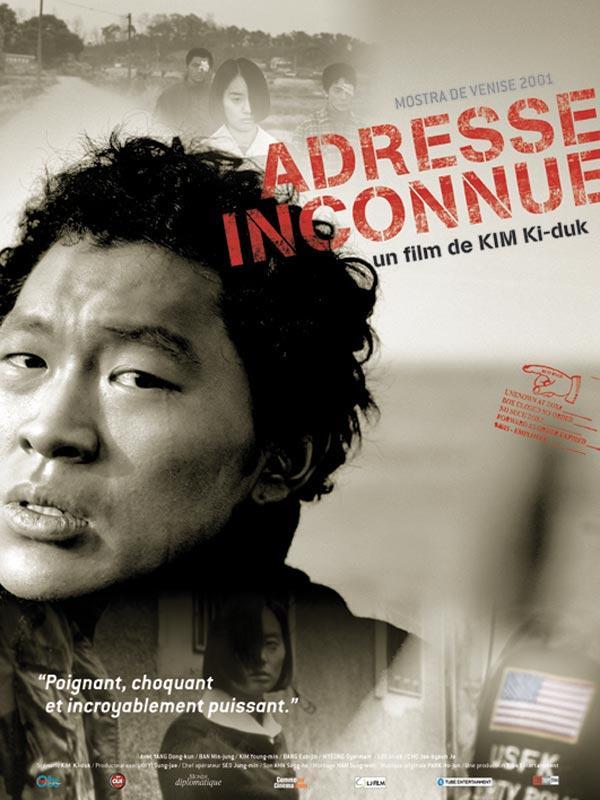 Adresse inconnue | KIM, Ki-duk (Réalisateur)