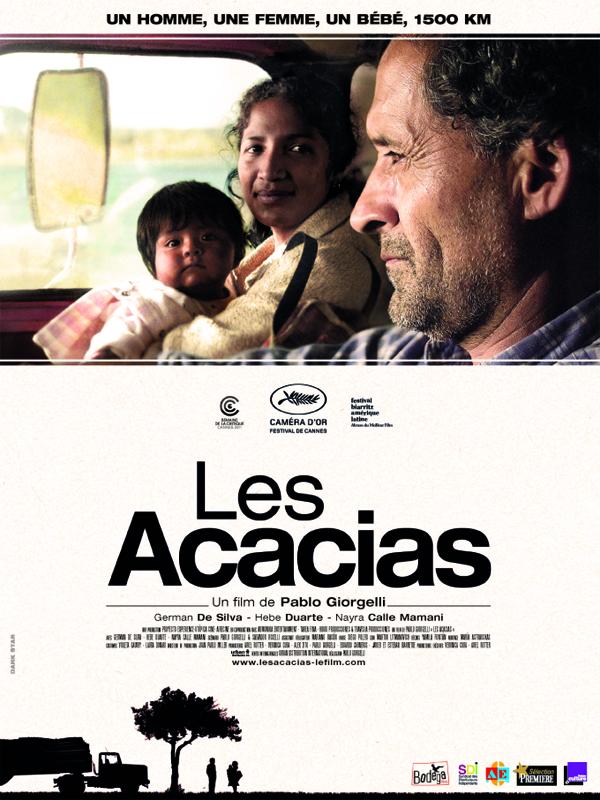 Les Acacias | Giorgelli, Pablo (Réalisateur)