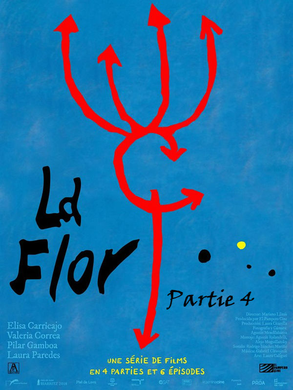 La Flor : partie 4 | Llinás, Mariano (Réalisateur)