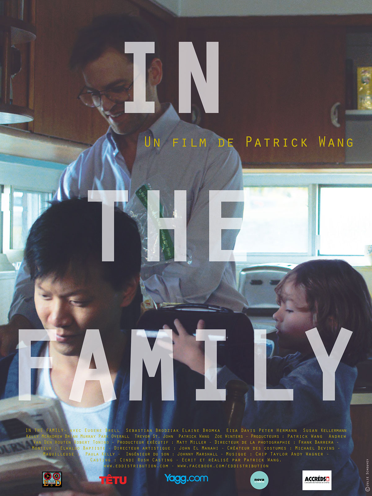 "Afficher ""In the Family"""