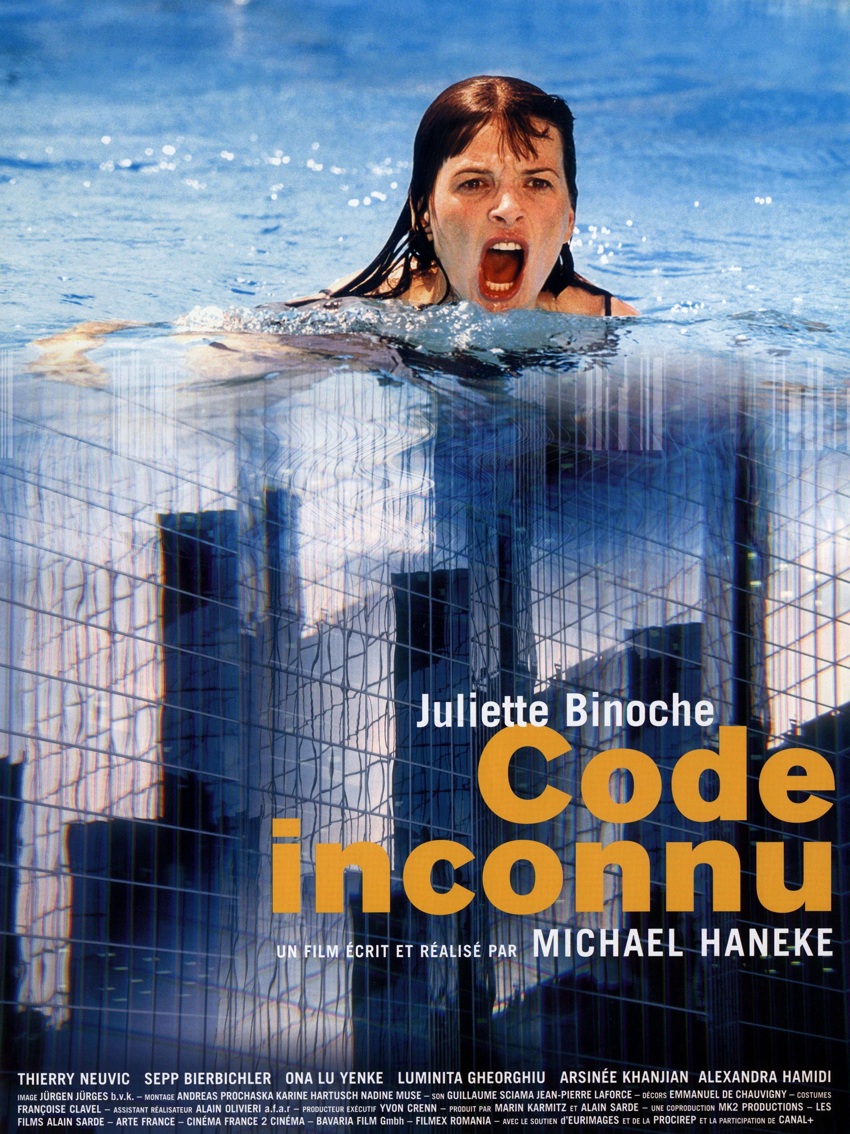 Code inconnu | Haneke, Michael (Réalisateur)