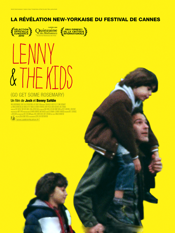 Lenny And The Kids | Safdie, Benny (Réalisateur)