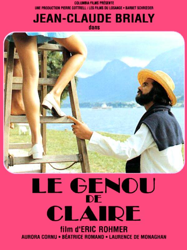Le Genou de Claire | Rohmer, Eric (Réalisateur)