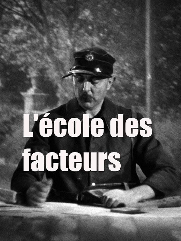 L'école des facteurs | Tati, Jacques (Réalisateur)