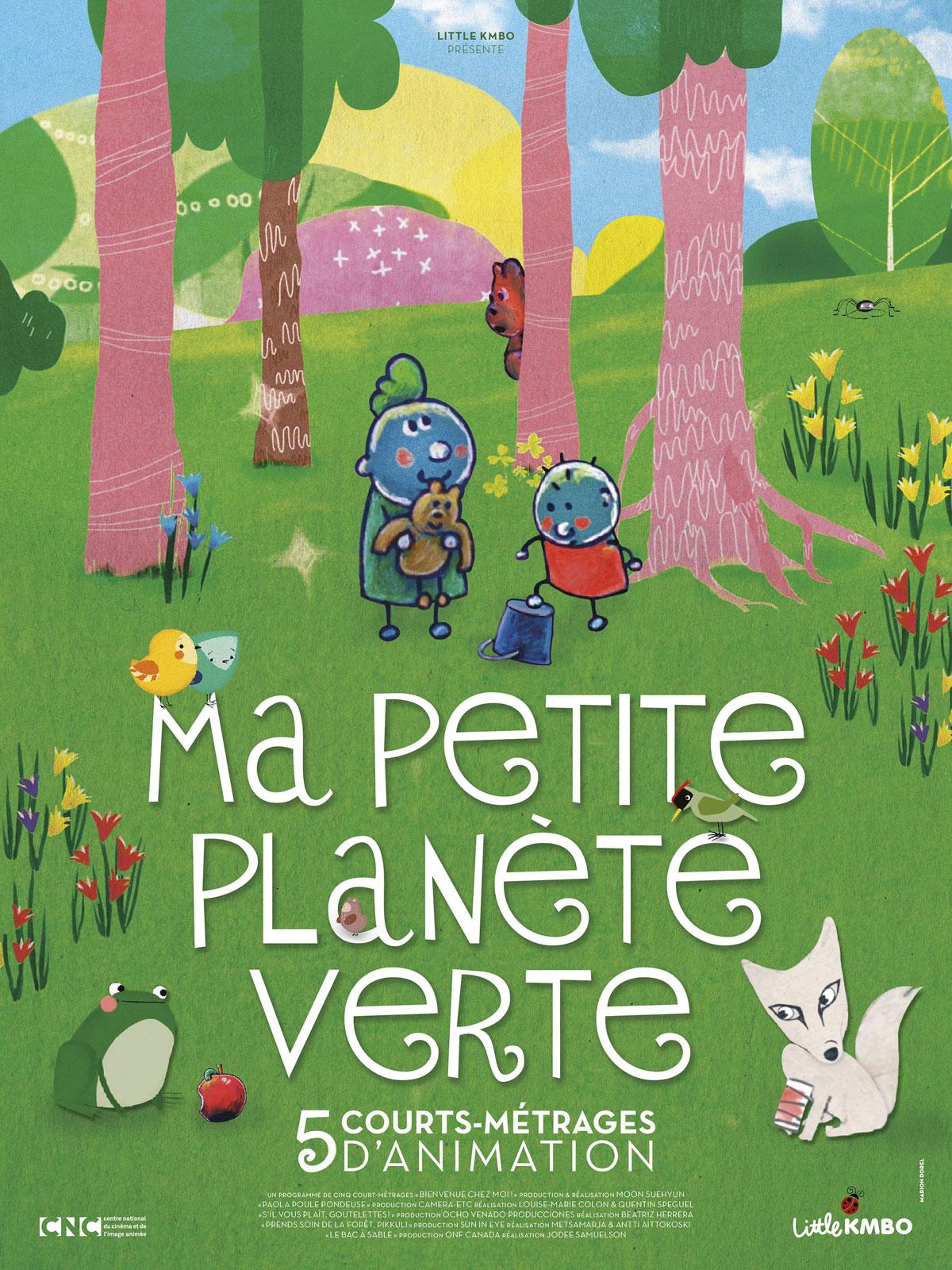 Ma petite planète verte | Suehyun, Moon (Réalisateur)