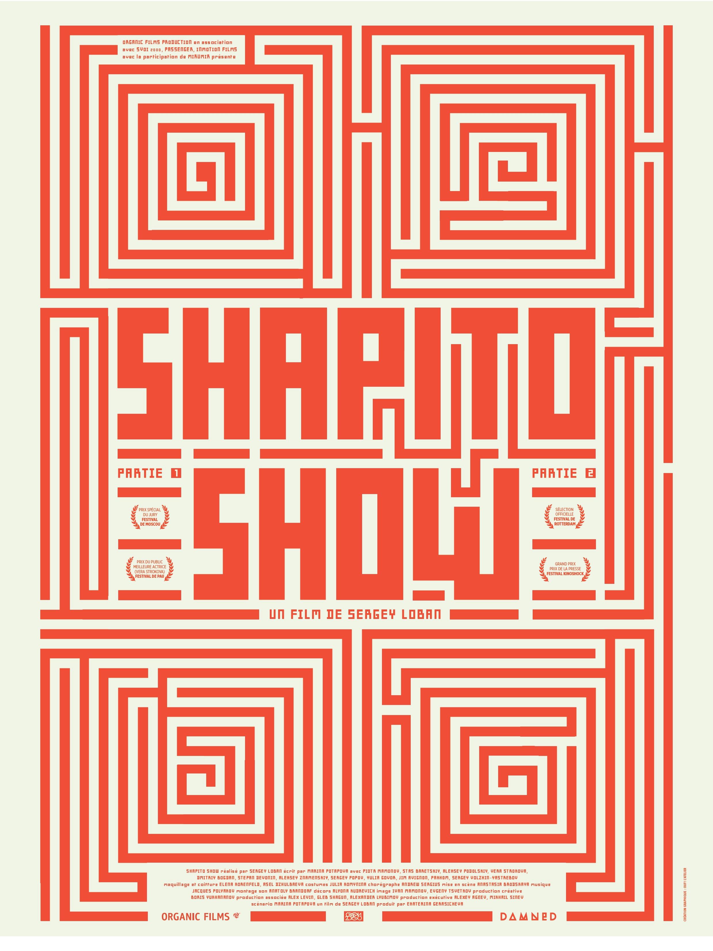 Shapito Show - partie 2 | Loban, Sergey (Réalisateur)