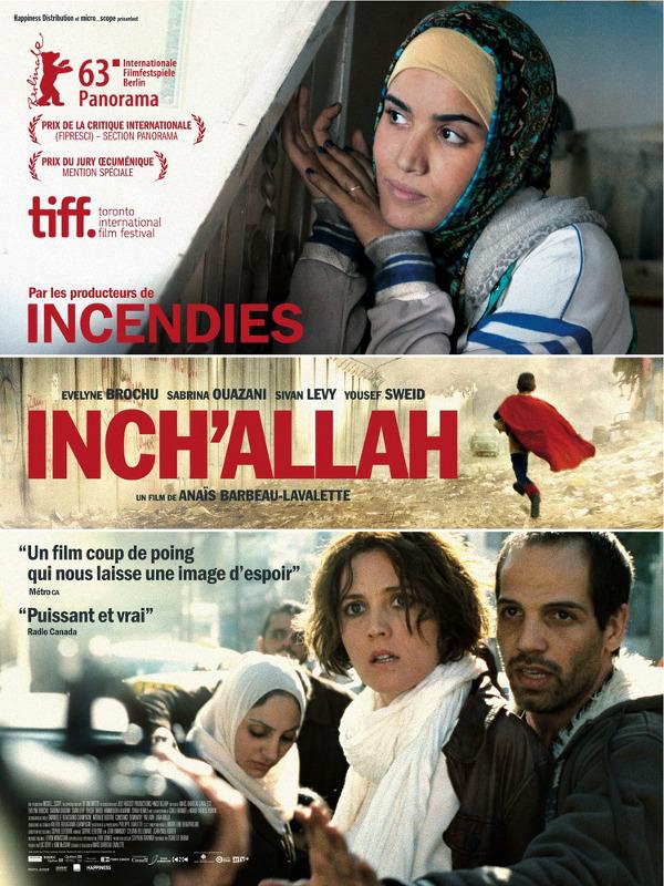 Inch'allah | Barbeau-Lavalette, Anaïs (Réalisateur)