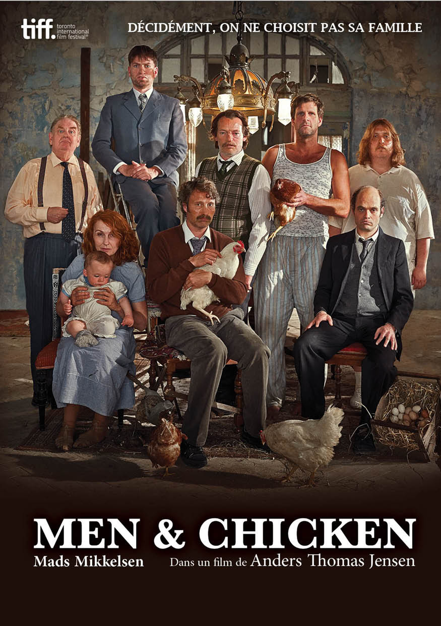 "Afficher ""Men & Chicken"""